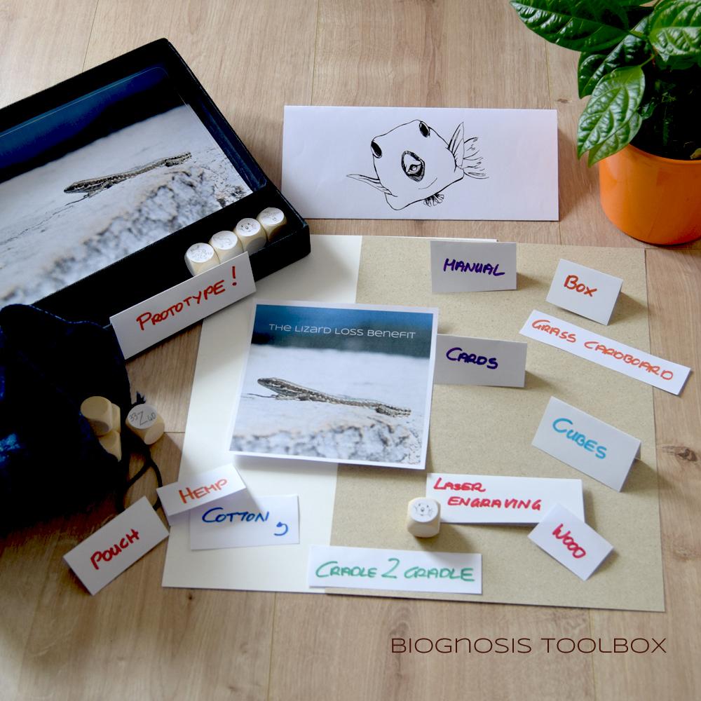 Biognosis Toolbox Materialien